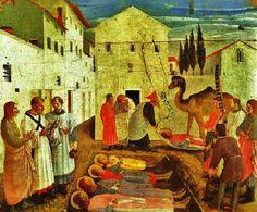 Fra Angelico (1395 - 1455) Italian, Florentine, Early Renaissance