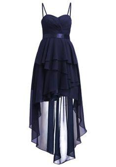 Juhlamekko - nautical blue