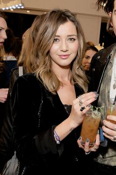Eleanor Calder at the Kit and Ace Store Launch / September 17