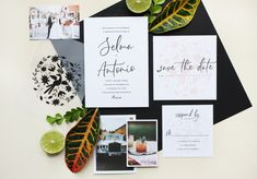 Black and White Otomi Invitation Mexican Wedding Invitations, Wedding Stationery Inspiration, Black And White, Unique Jewelry, Frame, Handmade Gifts, Etsy, Hipster Stuff, Picture Frame