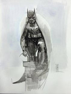 Batman by Alex Maleev *
