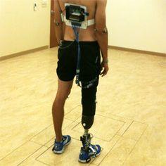 "Feedback System Lets Amputees ""Feel"" Prosthetic Leg [Popular Mechanics article]"