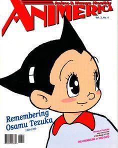 Animerica Magazine Volume 3 Issue 6 – June 1995