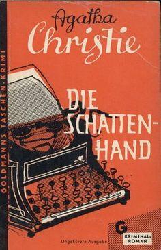 Agatha Christie - Umschlagentwurf: Atelier Lorenz