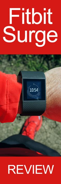 Sponsored: The New Fitbit Surge —fitness super watch. Tracking a Runner's Life. #FoundMyFit