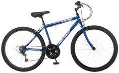 Pacific Men's Stratus Mountain Bike, Blue, Medium for sale Mens Mountain Bike, Hardtail Mountain Bike, Mountain Biking, Bicycle Types, Bike Style, Cycling Bikes, Road Bike, Cool Toys, Blue