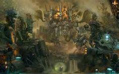 Steampunk Desktop Wallpaper - Bing Images