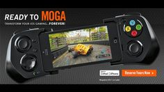 Moga outs Ace Power gamepad for iPhones, iPods running iOS 7   Moga's latest insert-here game controller, which it claims is the first physical one for iOS 7, will retail for $100. Buying advice from the leading technology site