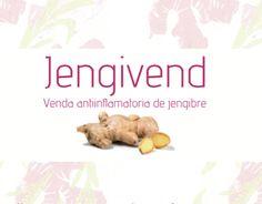 "Check out new work on my @Behance portfolio: ""Jengivend, Venda antiinflamatoria de jengibre"" http://be.net/gallery/34182069/Jengivend-Venda-antiinflamatoria-de-jengibre"