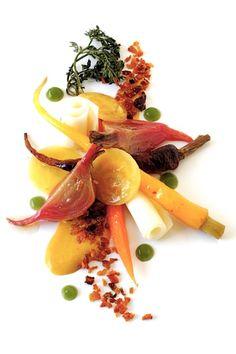 L'art de dresser et présenter une assiette comme un chef de la gastronomie... > http://visionsgourmandes.com > http://www.facebook.com/VisionsGourmandes . #gastronomie #gastronomy #chef #presentation #presenter #decorer #plating #recette #food #dressage #assiette #artculinaire #culinaryart