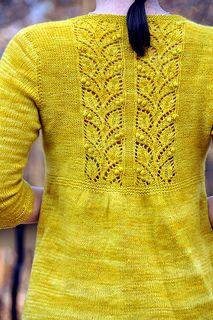 Lace detail cardigan