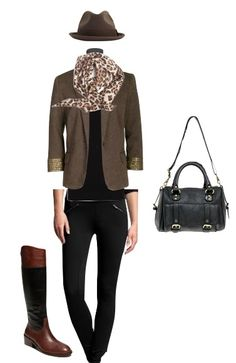 pretty sure i could put this outfit together with the things currently in my closet! love!