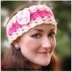 The Sweetheart Headband ~ The Hooked Haberdasher