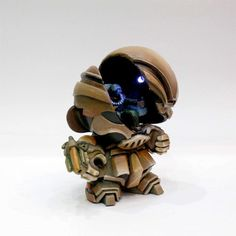 Creative Customs For Rojo Bermelo's MUNNY INVASION 3.0 | Kidrobot Blog