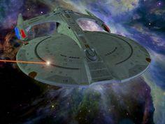The USS Raptor, Leonidas Class