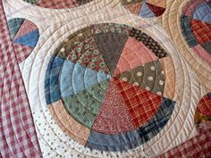 A Quilter Awakens: Primitive & Folk Art Quilt Show (really a slide show) by Linda Brannock