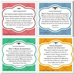 The Four Agreements Quotes Brilliant Agreement 2 Don't Take Anything Personally  The Four Agreements . Decorating Inspiration