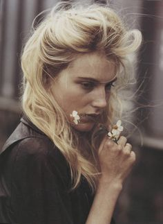 "mentalstability: "" Dree Hemingway by Bruce Weber for Vogue Italia """