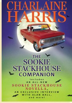 Charlaine Harris writes a great story that has very interesting characters!  You have to find out what will happen to them next! The books are a lot different than the True Blood Series on TV.