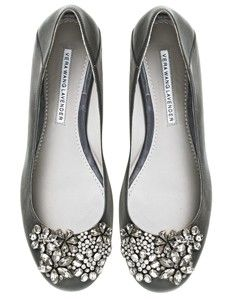 lusting these vera wang flats