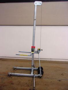 Vermette Model 512A Material Lift (MH2034)