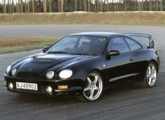 Toyota Celica GT-Four....My Fave car