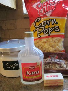 Faith, Trust, and Pixie Dust: Corn Treats - Beware They're Addictive!