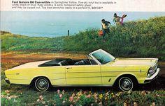 1966 Ford Galaxie 500 Convertible