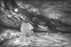Guram Dolenjashvili – Winter Scenes | Graphicine