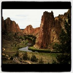 Bend, Oregon-- many roadtrips to climb at Smith Rock and to enjoy a great meal in Bend.