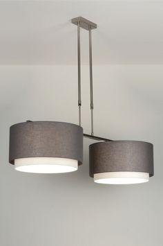 "hanglamp ""cement"" grijs |zenz | lampen / lights | pinterest, Deco ideeën"