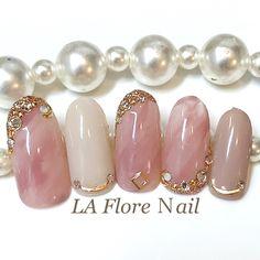 サンプルデザイン🌙|ネイルデザインを探すならネイル数No.1のネイルブック Red Nail Designs, Pretty Nail Designs, Nail Designs Spring, Sexy Nails, Cute Nails, Pretty Nails, Japan Nail, Finger Nail Art, Nail Candy
