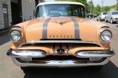 '55 Pontiac Chieftain Station Wagon