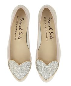 Cutest Flat Wedding Shoes for the Love of Comfort and Style ...