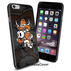 NCAA University sport Texas Longhorns , Cool iPhone 6 Smartphone Case Cover Collector iPhone TPU Rubber Case Black [By NasaCover] NasaCover http://www.amazon.com/dp/B0140MZLSE/ref=cm_sw_r_pi_dp_1hJ2vb0WAHVFZ