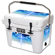 MightySkins Protective Vinyl Skin Decal for YETI Roadie 20 qt Cooler wrap cover sticker skins Cross >>> Click on the image for additional details.(This is an Amazon affiliate link and I receive a commission for the sales)