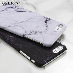 Luxury Smooth Marble Hard PC Phone Cases For Apple iPhone 7 6 6s 5 5s SE Plus Stone Skin Back Cover Case Capa Coque For iPhone7