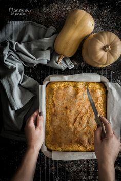 Pumpkin With Chocolate Cake Cake Receta, Butcher Block Cutting Board, Coco, Chocolate Cake, Food Photography, Pumpkin, Blog, Canela, Pumpkin Pound Cake