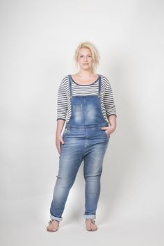 Dyanne+ outfit idee Spring/Summer collectie Plus Size damesmode