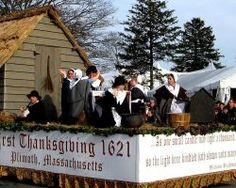 America's Hometown Thanksgiving Celebration, Massachusetts