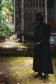 Plauge Doctor, Doctor Mask, Witch Pictures, Cool Pictures, Black Death Plague Doctor, Plague Doctor Halloween Costume, Scp 049, Vampire Masquerade, Creepy Photos