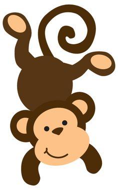 Safari Theme Birthday, Animal Birthday, 1st Birthday Parties, Jungle Party, Safari Party, Cartoon Monkey Drawing, Felt Crafts, Diy And Crafts, Art Wall Kids