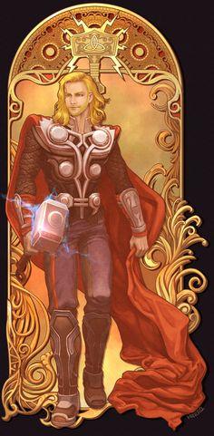 Thor by Heero :)