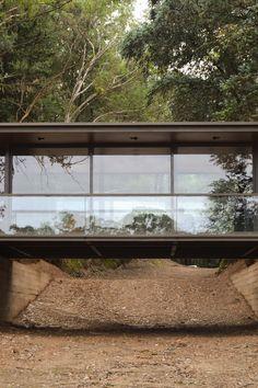Gallery of Bridge Pavilion / alarciaferrer arquitectos - 7