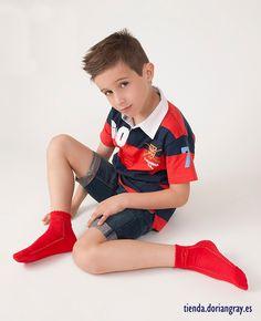 Completa sus #looks con nuestros #calcetines de #verano :) http://tienda.doriangray.es/collections/ni-o-a/calcetines+verano