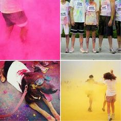 the color run. october 21.