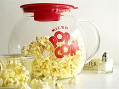 MicroPop Microwave Popcorn Popper by Kitchen Extras