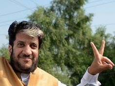 Indian Police Arrest Shabbir Shah In New Delhi