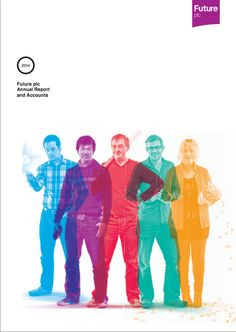 Future PLC Annual Report Cover More
