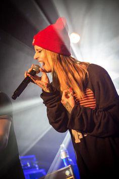 Jennifer Rostock traten am 21.1. in der Batschkapp in Frankfurt auf. Bilder vom Konzert findet ihr hier!